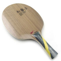 郗恩庭 幻影-3乒乓球底板,重量輕,手柄細,專為兒童設計