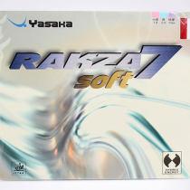 亞薩卡威力7軟型(YASAKA RAKZA7 soft)乒乓球反膠套膠