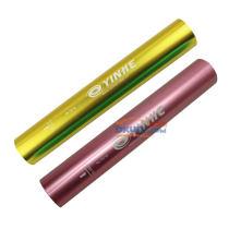銀河滾棒No.7071# 乒乓球粘拍專用滾膠棒 時尚金屬壓膠棒