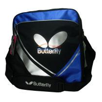新款蝴Butterfly 乒乓球背包 TBC-954 教练包 蓝色款