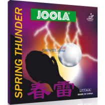 JOOLA 尤拉 春雷 SPRING THUNDER粘性反胶套胶
