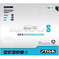 STIGA斯帝卡氧氣單元 Airoc S 乒乓球膠皮 適應新材料球