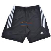 阿迪达斯Adidas 12305乒乓短裤(黑色款 舒适干爽)