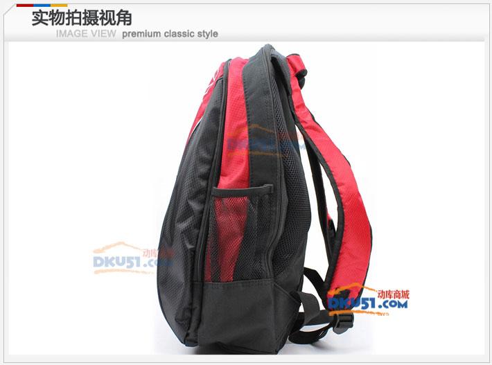 kawasaki川崎TCC-071羽毛球拍双肩背包(网羽两用 休闲包)