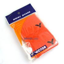 VICTOR威克多胜利 SP127 两只装 棉运动护腕吸汗 多色可选