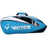 胜利victor BR215FA 12支装羽毛球包(大容量 超轻包 李龙大签名)