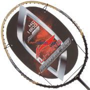李宁HC1800 高刚性碳纤维羽毛球拍(很超值、很结实、很好看)