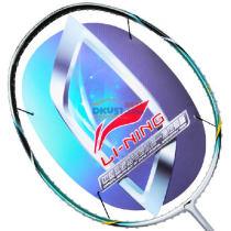 李宁UC8000 翡翠绿羽毛球拍,适合技术均衡型选手