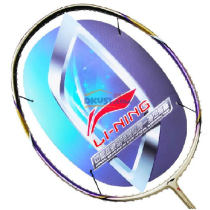 李寧UC8000(PM衡系列)羽毛球拍,紫羅蘭色 女生最愛