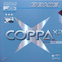 DONIC多尼克铂金X2 Platin Soft 12087乒乓球套胶