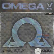 XIOM驕猛 歐米茄5專業版(OMEGAV 5 PRO)79-036乒乓球套膠