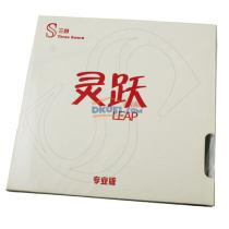 三剑灵跃专业版 蓝海绵乒乓球套胶(性能超省狂)