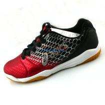 ASICS爱世克斯亚瑟士TPA330新男女款专业乒乓球鞋(炫彩红黑款)