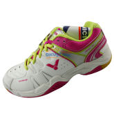 VICTOR胜利 SH-A610LAQ 女款羽毛球鞋 减震防滑