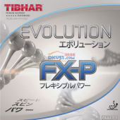 TIBHAR挺拔变革能量软性 EVOLUTION FX-P 乒乓球内能反胶套胶
