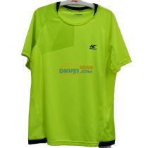 凱勝FTSJ003-1男子羽毛球短袖T恤(經典、立體、透氣)