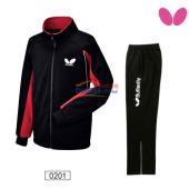 2014新款蝴蝶BUTTERFLY WSW-426-0201 乒乓球運動套服