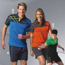 DONIC多尼克 83631 全滌乒乓球服短袖 透氣性極佳