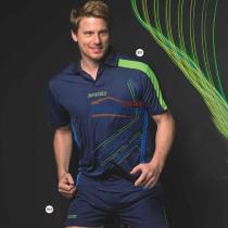 多尼克DONIC 83622 乒乓球服运动短袖(舒适透气短款)