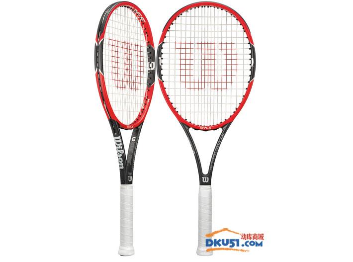 Wilson威尔胜 Pro Staff 97 LS网球拍 费德勒最新使用网拍 超轻版
