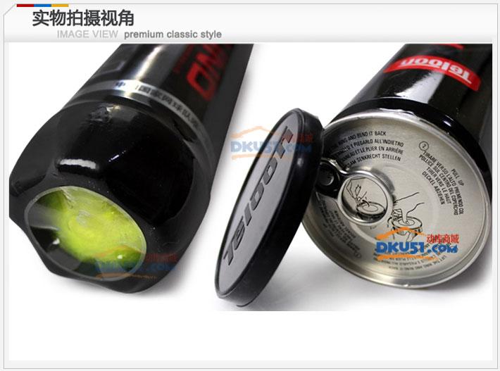 天龍Teloon網球 Pound P4比賽訓練網球4只裝鐵罐網球