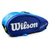 Wilson/威尔胜 TOUR 9支装单肩网球包 WRZ8404 带隔热层
