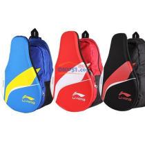 李寧ABSJ422-1-2-3 羽毛球運動背包(最有個性的羽毛球包)