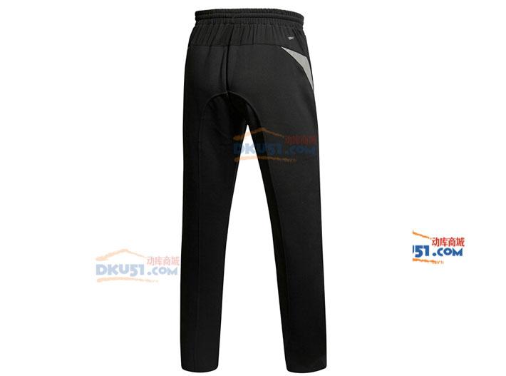 李宁 AKLK135-1 国家队羽毛球男子卫裤/长裤