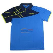 DONIC多尼克83631-177蓝色款乒乓球服短袖 透气性极佳