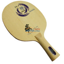 三維 HC-7 11層檜碳乒乓球底板(爆沖弧圈打法)