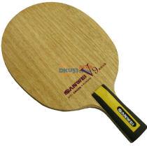三維 V9 9層純木乒乓球底板(甜區大 快攻型)