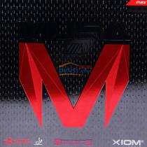 XIOM驕猛魔煞3代蛋糕海綿乒乓球套膠(性價比超高的反手膠皮)
