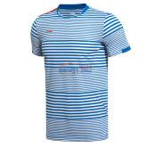 李宁 苏迪曼杯羽毛球比赛服 AAYK075-3(海军装 蓝条款)