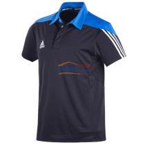 adidas阿迪達斯 AB0738 乒乓球服短袖T恤