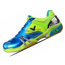VICTOR勝利 SH-P9100FG 藍色款羽毛球鞋(三效動力轉換,湛藍之心)