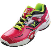 VICTOR勝利 SH-A820Q 桃紅款羽毛球鞋(贊助省隊裝備)