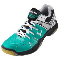 VICTOR胜利 SH-A610G 绿色款羽毛球鞋 减震防滑
