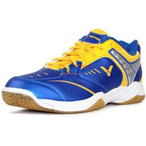 VICTOR勝利 新款SH-A501FE 藍黃款羽毛球鞋(經典 新色)