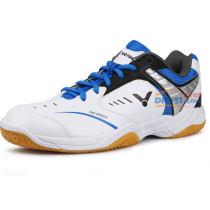 VICTOR勝利 新款SH-A501E 藍白款羽毛球鞋(經典 新色)