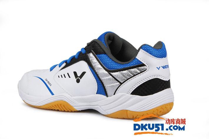 VICTOR胜利 新款SH-A501E 蓝白款羽毛球鞋(经典 新色)