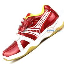 Victor勝利 SHC03D 紅色款兒童羽毛球鞋(兒童專業羽鞋)