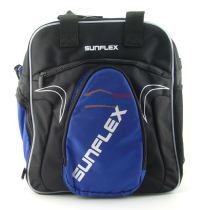 德国阳光 TH200 乒乓球包单肩挎包 教练包(蓝色款)