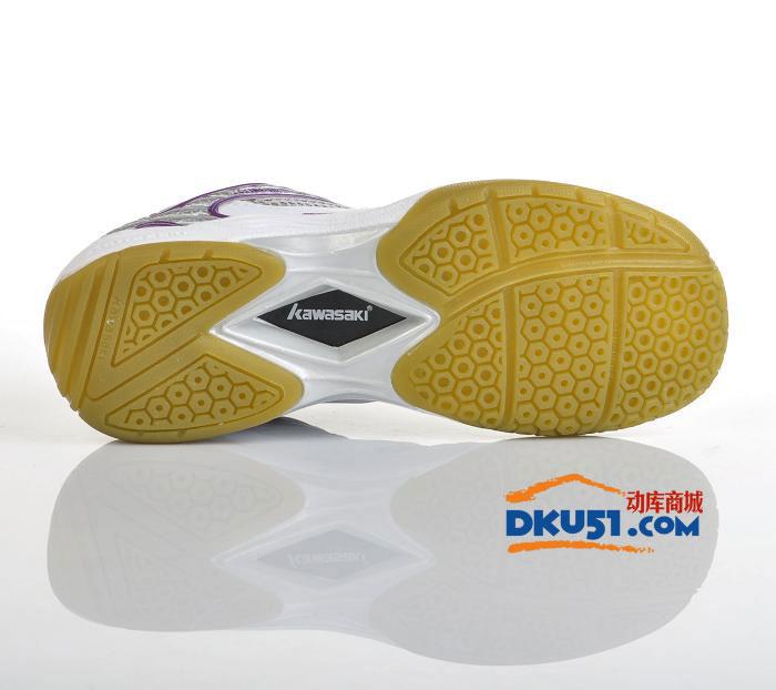 Kawasaki川崎 K-009 追风系列羽毛球鞋(轻快 实惠)