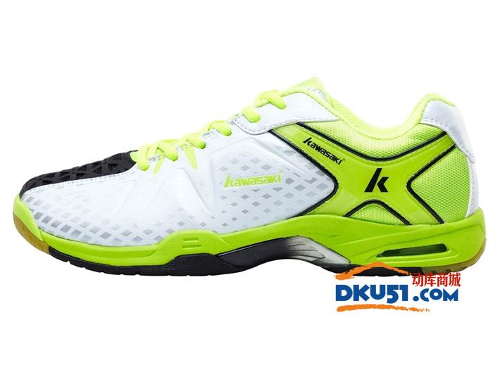 kawasaki川崎 瑞云 K-512 羽毛球鞋(动力垫 超强减震)