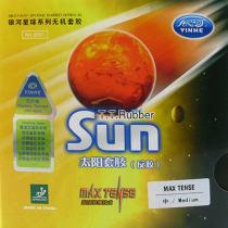 银河 太阳SUN 无机涩性 乒乓球反胶套胶9031