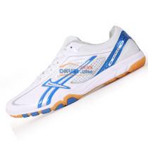 德国阳光 W2 蓝色款专业乒乓球鞋(低价格 不低性能)