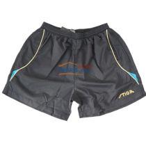 STIGA斯帝卡 G130217 黑蓝款专业乒乓球短裤(轻便,透气)