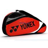 YONEX/尤尼克斯 BAG7323EX 红色款三只装羽毛球包