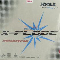 JOOLA优拉敏冲(敏锐冲锋号)x-plode蛋糕海绵套胶,反手经典