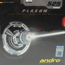 德国岸度andro 激光 PLAXON 525 乒乓球套胶(快攻结合弧圈)